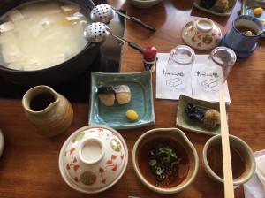 ボリューム満点豆腐料理