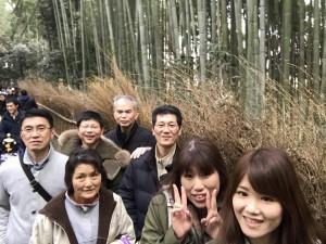 ☆嵐山名所=竹林☆